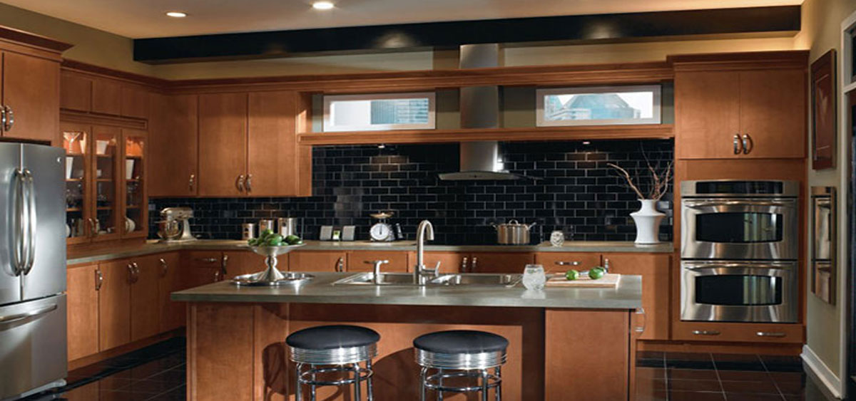 Homecrest Cabinets Make Designing Your Custom Kitchen Easy And Affordable