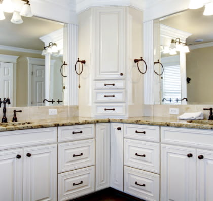 Cabinets: Kitchen & Bath Cabinet Company In Pontiac, MI | Mr Bid - custom